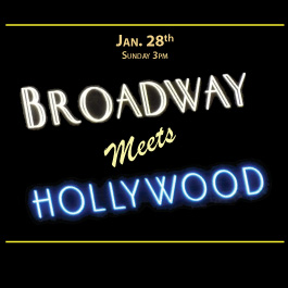 Broadway Meets Hollywood